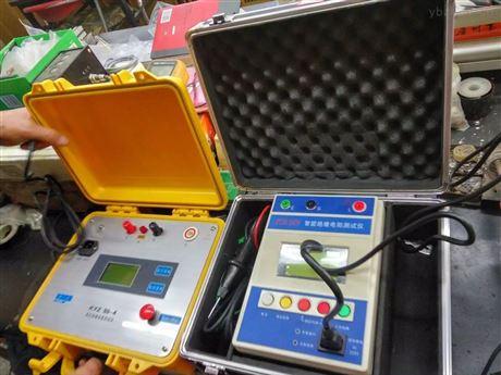 三级承试设备绝缘电阻测试仪