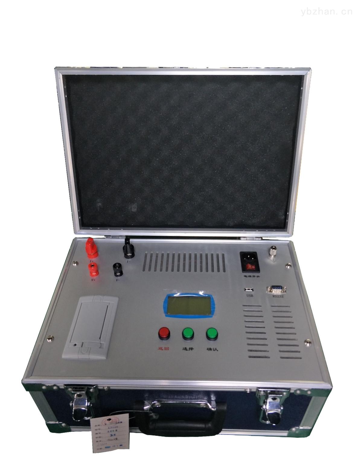 久益便携式接地引下线导通测试仪