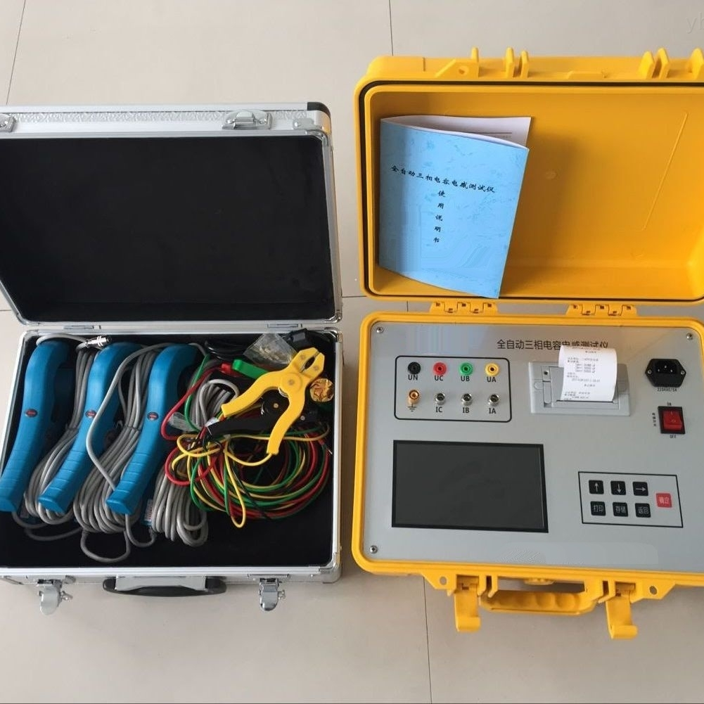 JY系列多功能电容电感测试仪