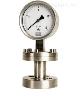 隔膜式耐震压力表Y-150BF/Z/ML(B)/316