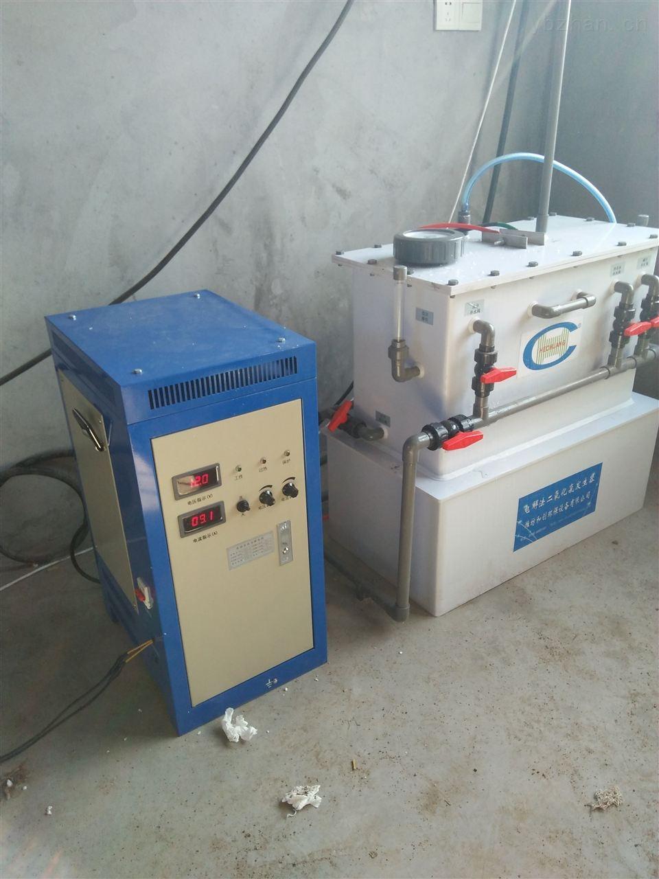 電解法二氧化氯發生器/HCDJ二氧化氯發生器產品性能