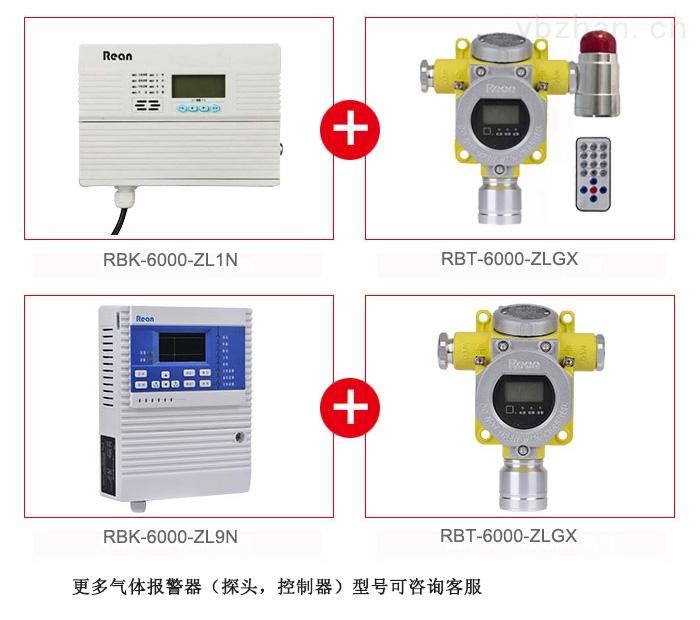 燃气锅炉房可燃气体报警器 燃气报警器可联动排风扇