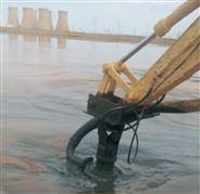 环保工程清理专用挖机液压渣浆泵,灰浆泵,