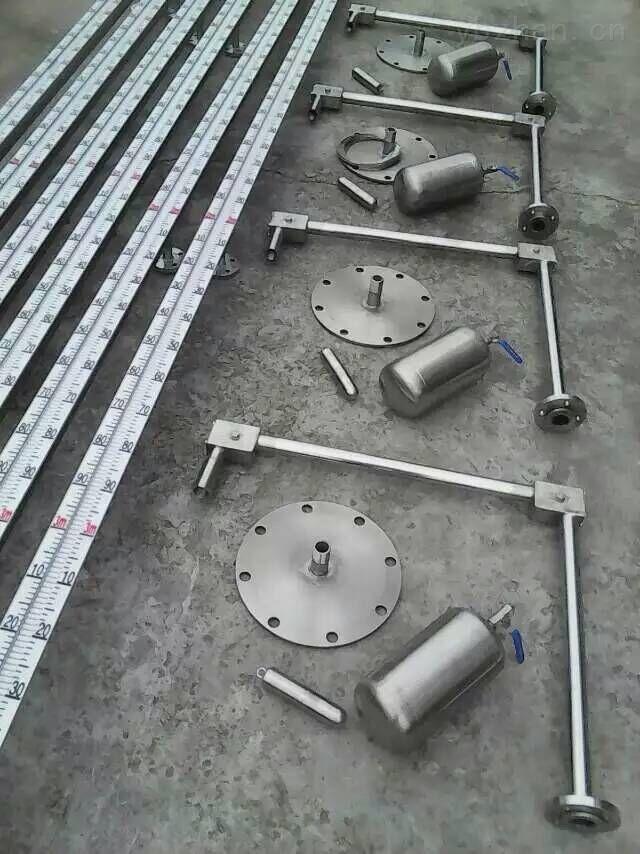 UHC-1E内外浮球磁翻板液位计