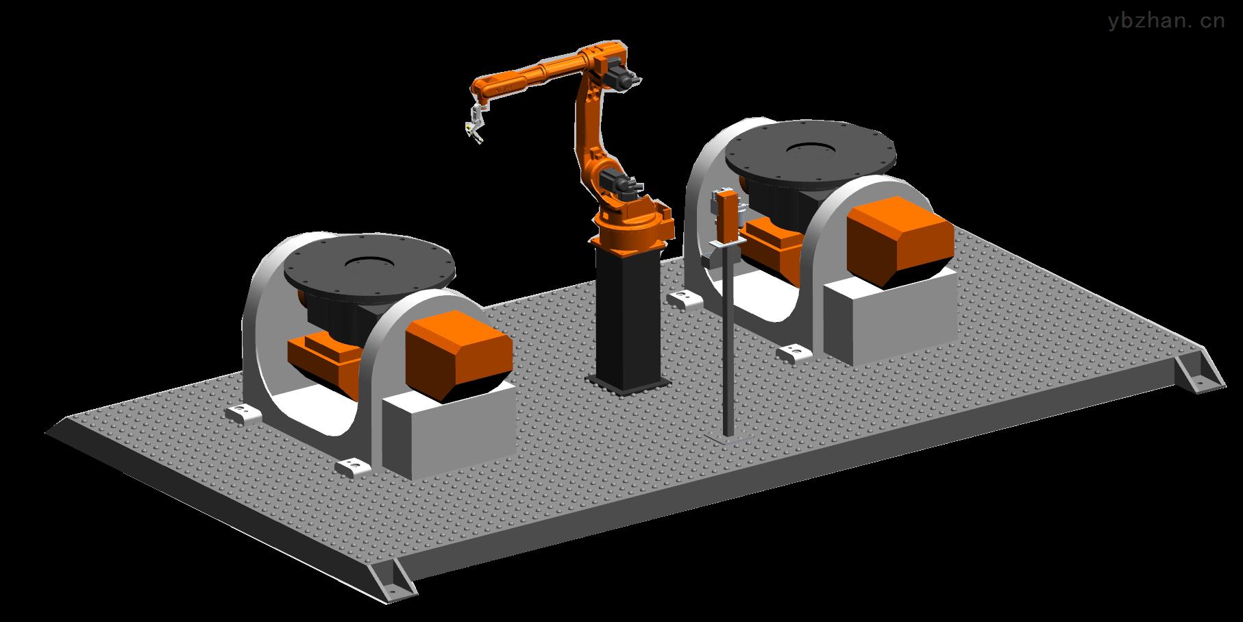 鋼結構自動焊接設備凱沃智造罐裝流水線堆焊設備工業級焊接機器人