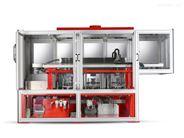 鋰電池真空箱氦檢自動化檢漏系統