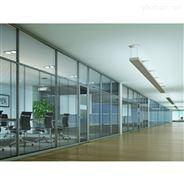 榆林史贝斯安装办公室玻璃隔断定做隔断门
