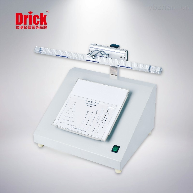 紙張紙板塵埃度測定儀