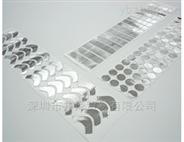 耐高温标签贴260°铝材质电气材料井泽代理