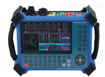 ZSPQ-34A-三相在线电能表校验仪