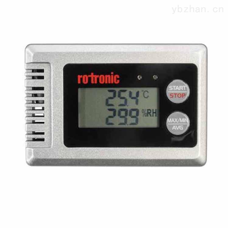 经济型实验室温湿度记录仪
