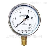 YN-100系列氮气压力表