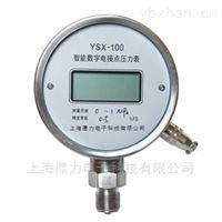 YSX-100系列智能数字电接点压力表