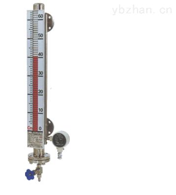 普通型側裝式磁性液位計