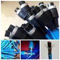 BPVVP铜丝编织屏蔽变频电力电缆材料