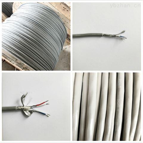 矿用七芯屏蔽拉力电缆MHYBV-7-1