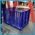 畜牧業養豬場專用帶圍欄稱活豬3噸電子地磅