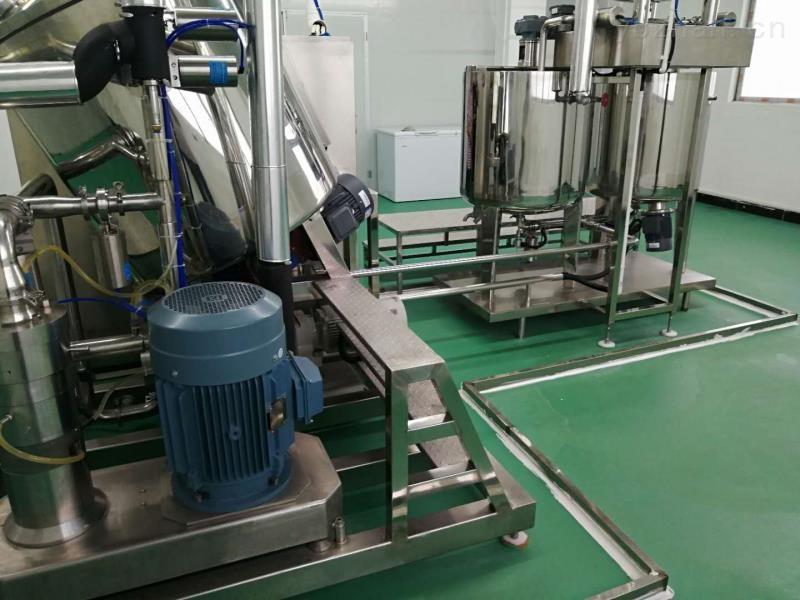 KES2000-胶囊内容物均质机