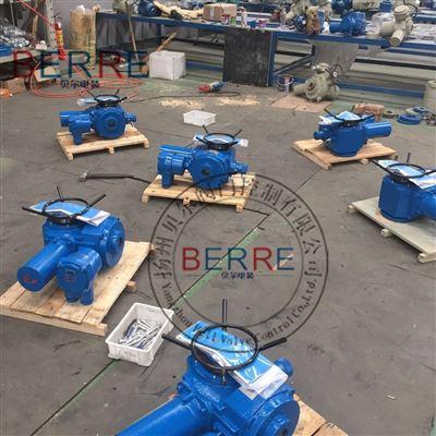 ZB20智能防爆型阀门电动执行器