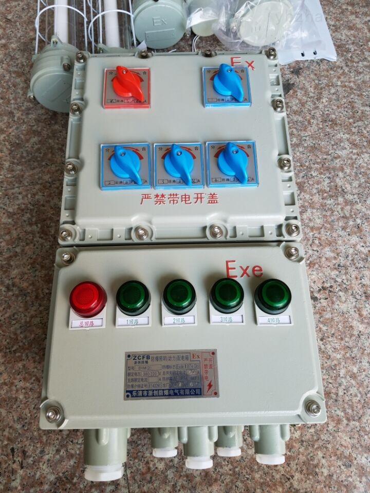 BXM-加油站用防爆軟啟動配電箱
