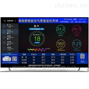 BYQL-YZ-深圳智慧环保型室内空气质量检测仪