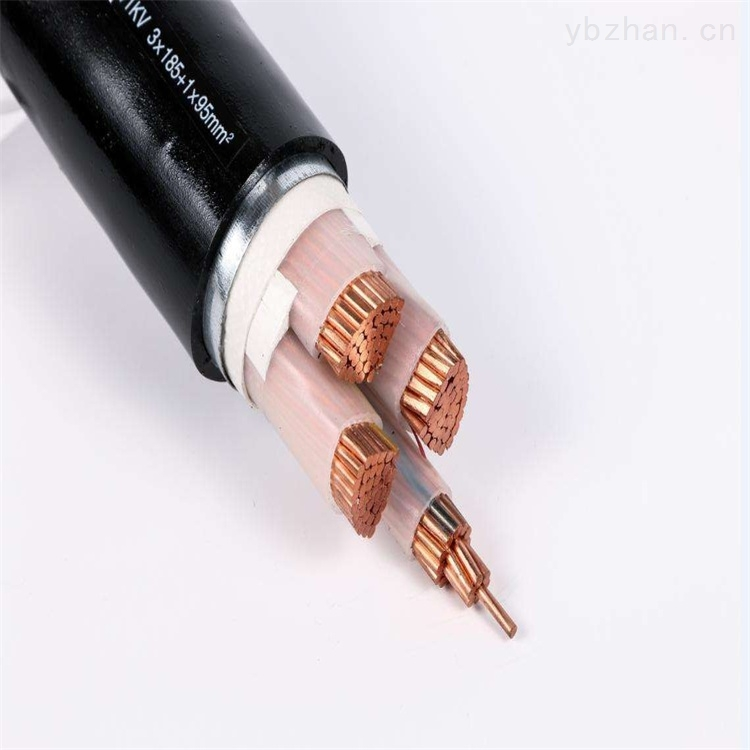 YJV-5*6铜芯电力电缆 YJV-5*4交联电缆