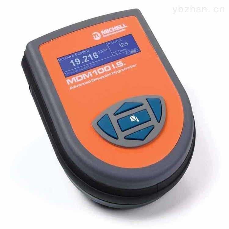 简易型便携式气体露点测试仪