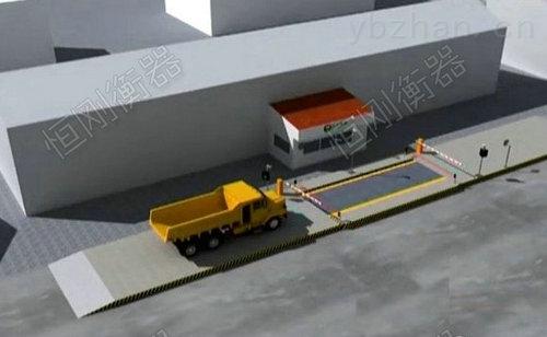 無人值守汽車衡,模擬式電子汽車衡