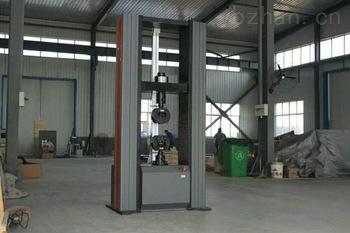 耐火陶瓷纖維毯抗拉強度測試 試驗機2噸價格