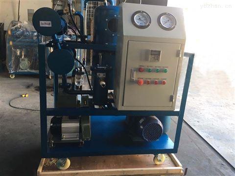全自动节能型真空滤油机