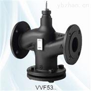 西门子VVF53.80-100K法兰温控阀-工达董经理