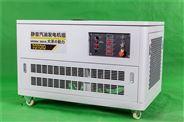 便携式10KW风冷汽油发电机