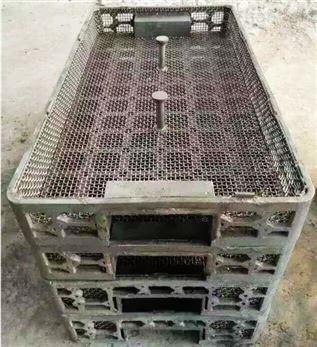 耐1100℃-1400度出钢槽》