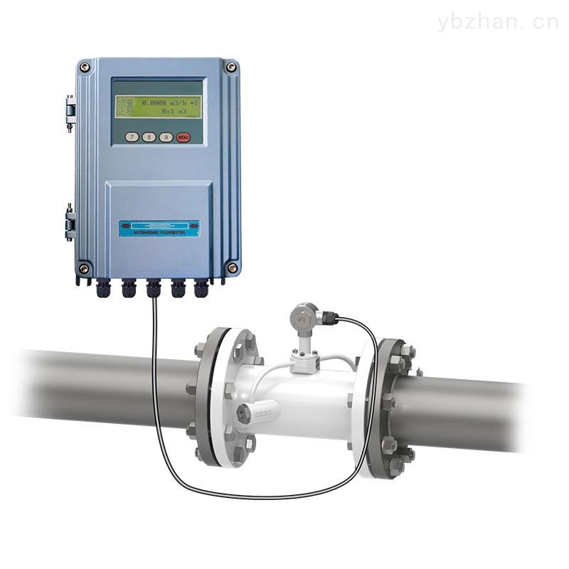 TDS-100F1AG-固定管段式超声波流量计海峰厂家直供