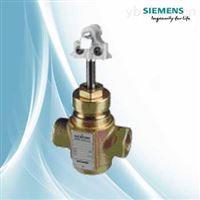 西门子二通电动比例调节阀VVI47.40-25