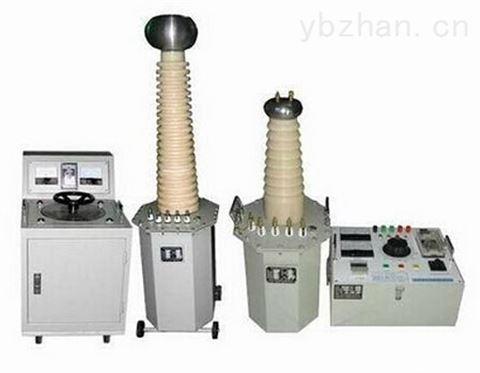 牡丹江市SF6气体绝缘高压试验变压器