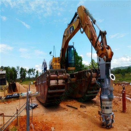 特价挖掘机耐磨搅拌沙浆泵 大流量