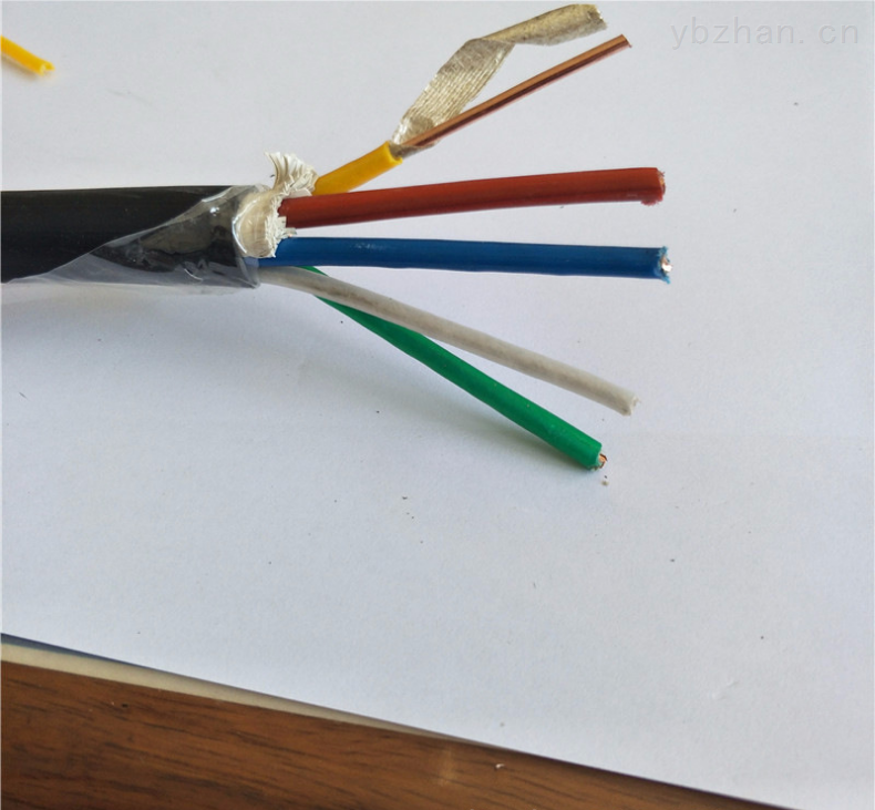 铜芯控制电缆KVV-4*1.5多少钱