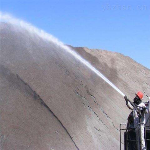 矿用抑尘剂使用方法