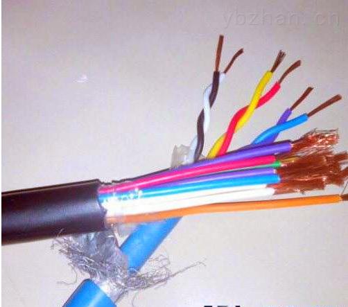 礦用通信電纜MHYVP-2×2×7/0.43