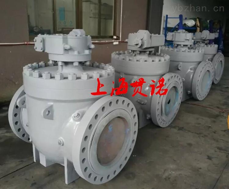 上海球閥GQ347Y-16C、GQ347H-16C、GQ347F-16C鑄鋼軌道球閥