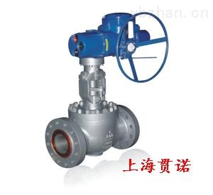上海球閥GQ947Y-25C GQ947H-25C GQ947F-25C電動軌道球閥