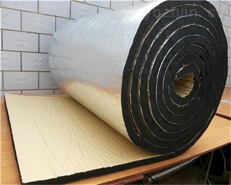 橡塑板 橡塑保溫板定做價格