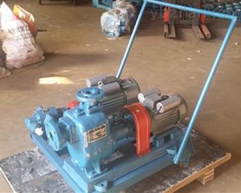 齿轮泵-移动式齿轮泵质量完善厂家直销