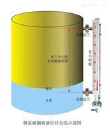 ZYY-UFZ侧装型磁性翻板液位计