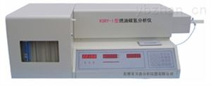 KSRY-1型碳氢分析仪