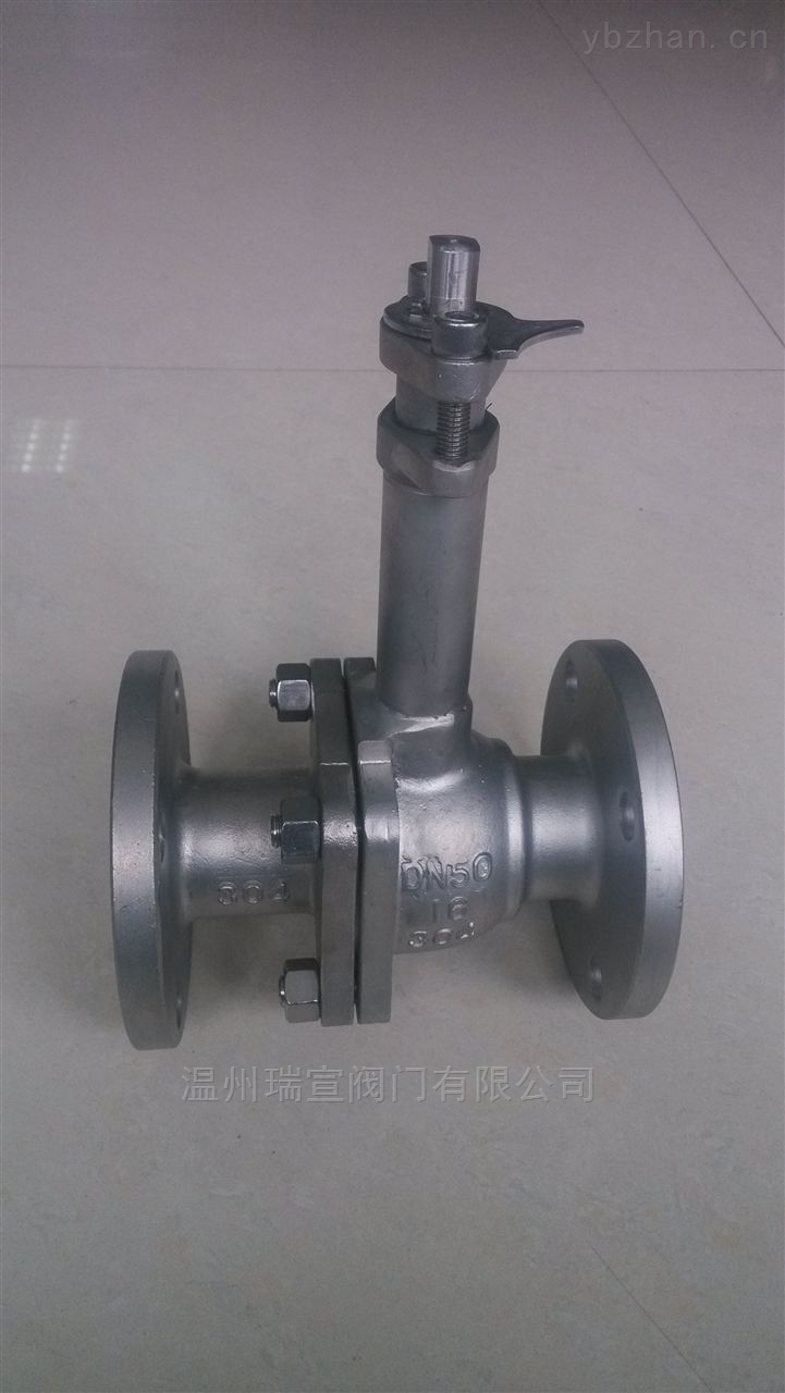 DQ41F-16P-对焊低温不锈钢316球阀