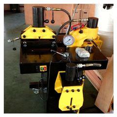 液压弯排机宽度50-125MM厚度5-12MM承装承试