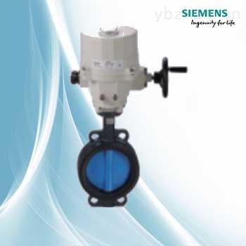 SAL61.00T40西门子电动蝶阀执行器电动头