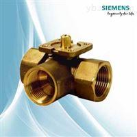 VBI61.20-4西门子电动三通温度调节阀
